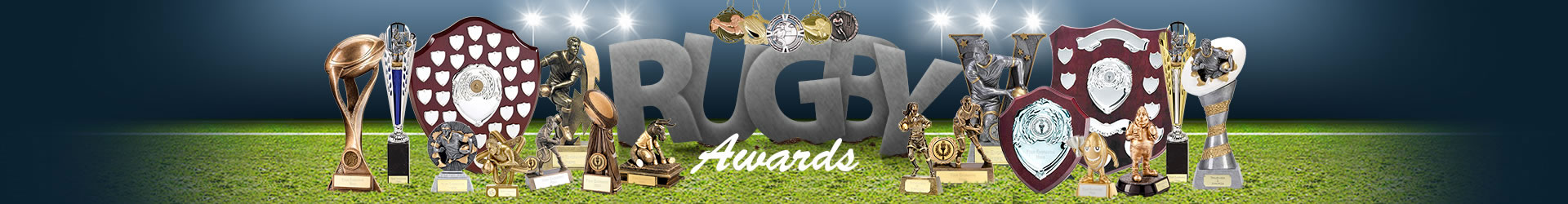 Rugby Trophies