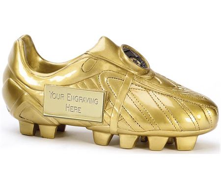 Golden Boot Trophies
