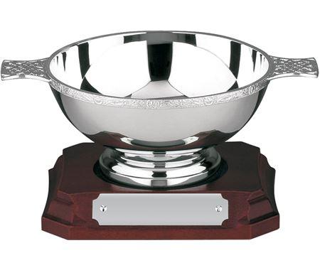Personalised Quaich Bowls