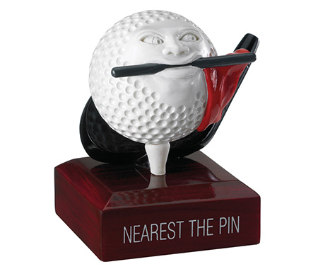 Nearest the Pin Trophies
