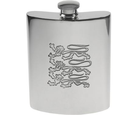 Personalised English Hip Flasks