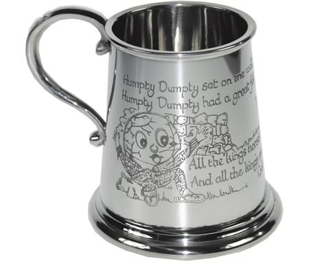 Personalised Childrens Tankards