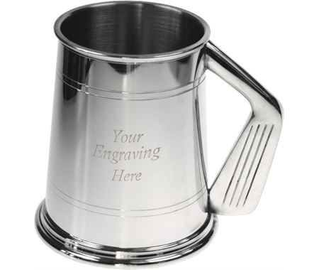 Personalised Decorative Handle Tankards