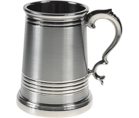 Personalised Heavyweight Tankards