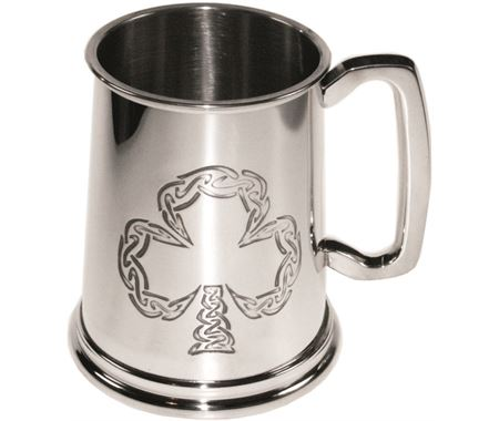 Personalised Irish Tankards