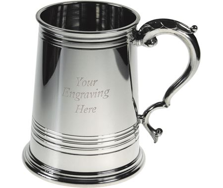 Personalised 1 Pint Tankards