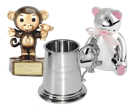 Personalised Baby & Kids Gifts