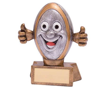 Kids' Rugby Trophies