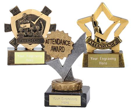 Attendance Trophies