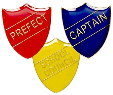 Shield Badges