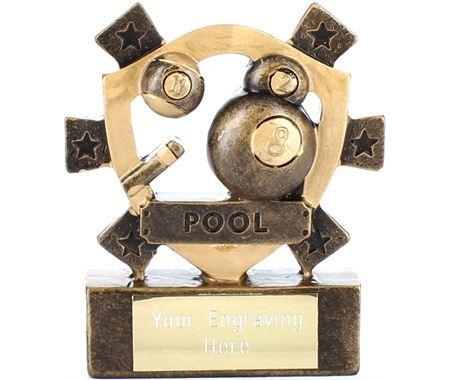 Pool Trophies