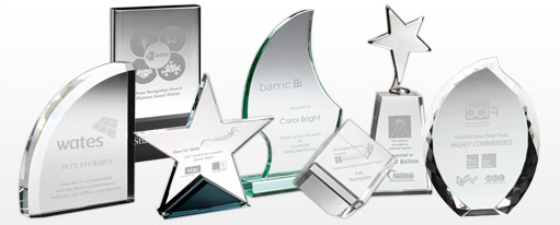 Bespoke Glass Awards