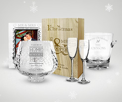 Personalised Christmas Gifts for Couples