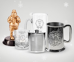 Personalised Christmas Gifts For Him