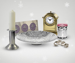 Personalised Christmas Gifts For Home