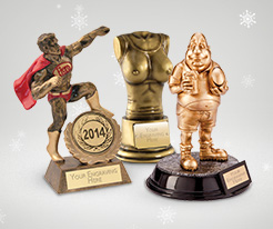 Personalised Novelty Christmas Gifts