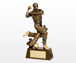 Cricket Bowler Trophies