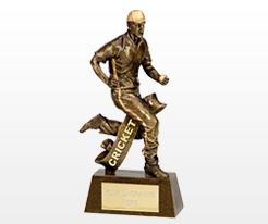 Cricket Fielder Trophies