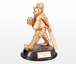 Novelty Cricket Trophies