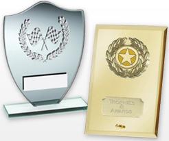 Mirrored Glass Awards