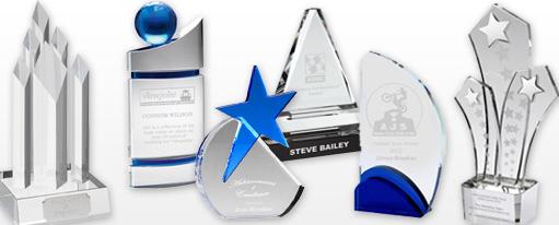 Optical Crystal Awards