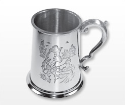 Personalised Hunting & Shooting Tankards