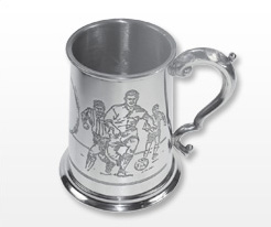 Personalised Sports Tankards