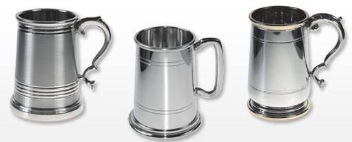 View All Personalised Tankards