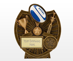 Kids' Rugby Trophies