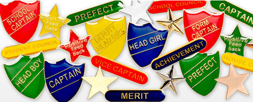 School Badges