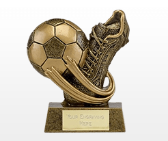 Boot and Ball Trophies