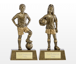 Kids Football Trophies