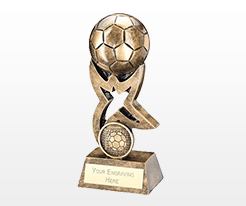 Soccer Ball Trophies