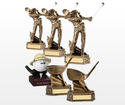 Golf Trophy Packages